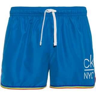 Calvin Klein Badeshorts Herren snorkel blue