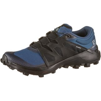 Salomon WILDCROSS Trailrunning Schuhe Herren dark denim-black-navy blazer