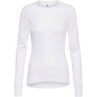 Odlo Funktionsshirt Damen white