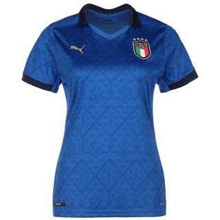 PUMA Italien EM 2021 Heim Fußballtrikot Damen blau / dunkelblau