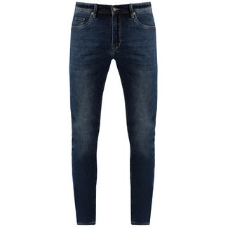 Finn Flare Slim Fit Jeans Herren denim