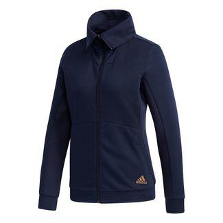 adidas adidas U4U Full-Zip Trainingsjacke Sweatjacke Damen Blau