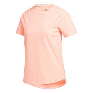 adidas Badge of Sport T-Shirt T-Shirt Damen Orange