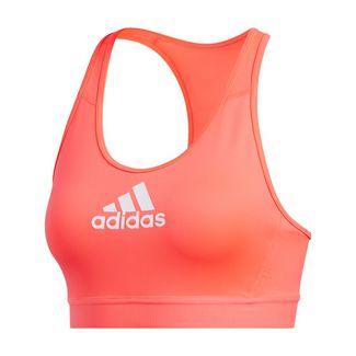 adidas Don't Rest Alphaskin Sport-BH Sport-BH Damen Signal Pink / White