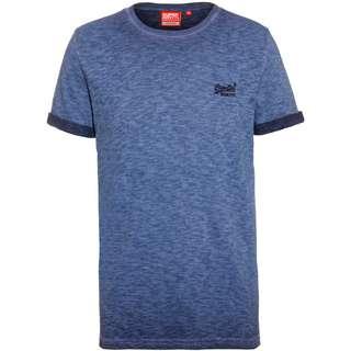 Superdry T-Shirt Herren rich navy
