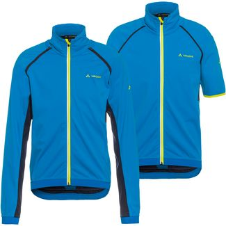VAUDE Brocon ZO Softshell Jacket Fahrradjacke Herren icicle