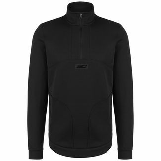 Under Armour SC30 Warm-Up Trainingsjacke Herren schwarz