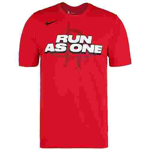 Nike NBA Houston Rockets Mantra Dry Fanshirt Herren rot / weiß