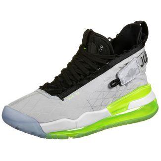 Nike Jordan Proto-Max 270 Basketballschuhe Herren hellgrau / schwarz