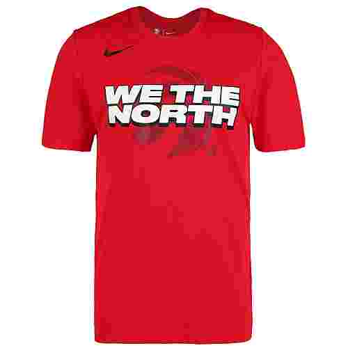 Nike NBA Toronto Raptors Mantra Dry Fanshirt Herren rot / weiß