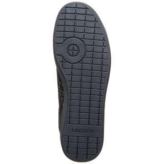 Lacoste Carnaby Evo 319 Sneaker Damen dunkelgrau / gold