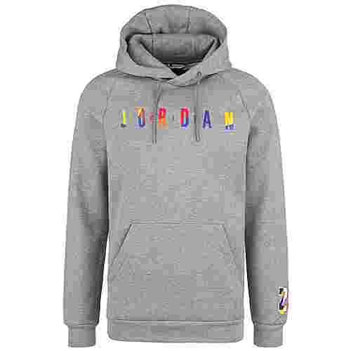 Nike Jordan Sport DNA Fleece Hoodie Herren grau / bunt