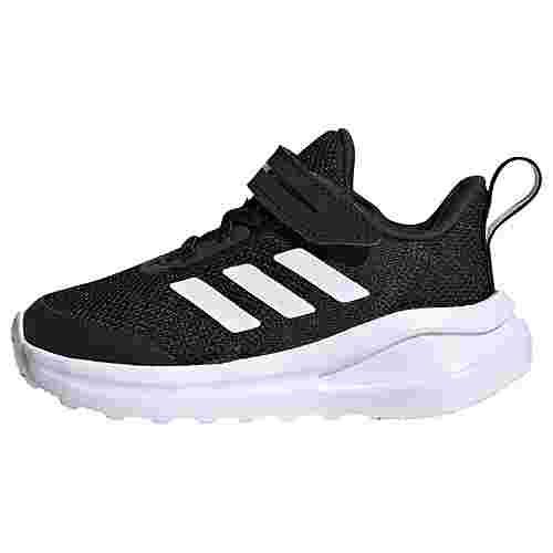 adidas FortaRun 2020 Laufschuh Laufschuhe Kinder Core Black / Cloud White / Core Black