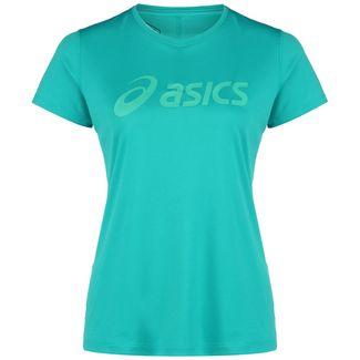 ASICS Silver Graphic Laufshirt Damen schwarz