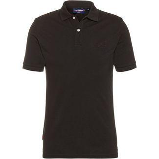 Superdry Poloshirt Herren black