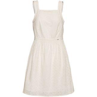 Superdry BLAIRE Trägerkleid Damen chalk white