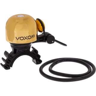 Voxom Klingel KL20 Fahrradklingel gold