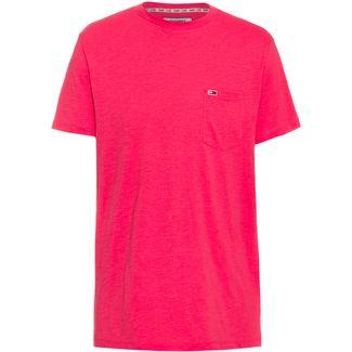 Tommy Hilfiger T-Shirt Herren light cerise pink