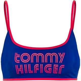 Tommy Hilfiger Bikini Oberteil Damen cobalt