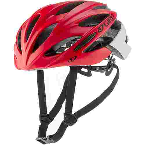 Giro Savant Fahrradhelm mat dark red