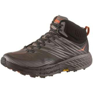 Hoka One One GTX® SPEEDGOAT MID 2 Trailrunning Schuhe Herren anthracite-dark gull grey