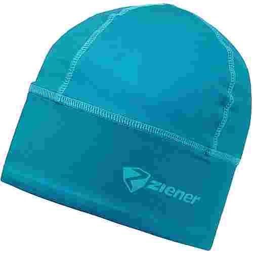 Ziener ISKER Langlaufmütze steel blue
