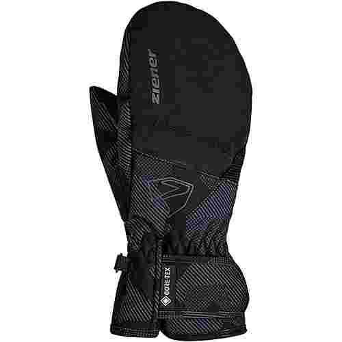 Ziener GORE-TEX® Levin GORE -TEX® Skihandschuhe Kinder black-gray ink camo