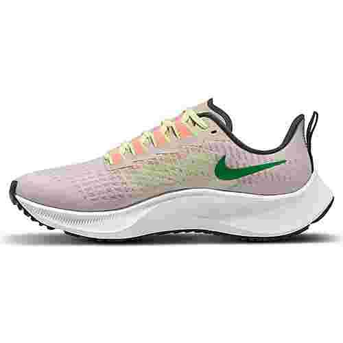 Nike Air Zoom Pegasus 37 Premium Laufschuhe Damen barely rose-bright spruce-pink blast