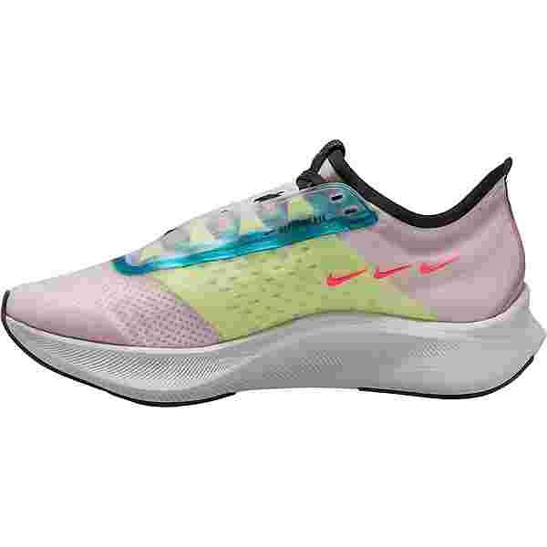 Nike Zoom Fly 3 Premium Laufschuhe Damen barely rose-pink blast-atomic pink