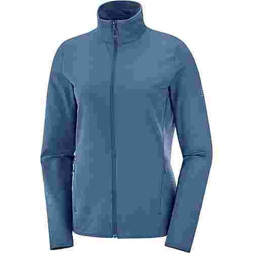 Salomon Funktionsjacke Damen dark denim