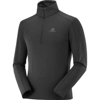 Salomon Outrack Funktionsshirt Herren black
