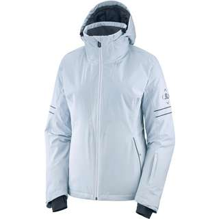 Salomon Skijacke Damen kentucky blue/wht/ebony