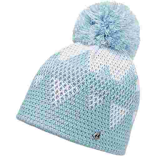 Ziener ILMI Bommelmütze winter blue
