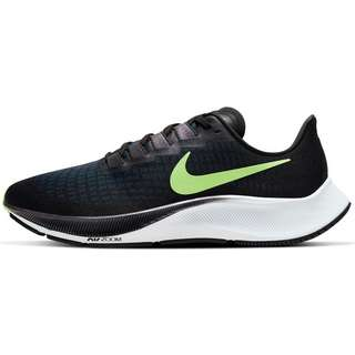Nike Air Zoom Pegasus 37 Laufschuhe Herren black-ghost green-valerian blue