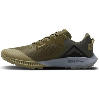Nike AIR ZOOM TERRA KIGER 6 Laufschuhe Herren medium olive-black-medium khaki