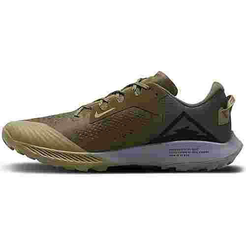 Nike AIR ZOOM TERRA KIGER 6 Laufschuhe Herren medium olive-black-medium khaki
