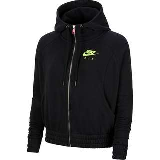 Nike NSW Air Sweatjacke Damen black-volt