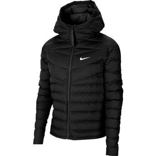 Nike NSW Steppjacke Damen black-black-white