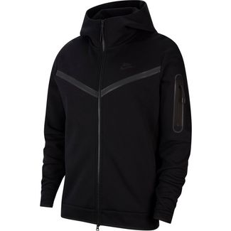 Nike Tech Fleece Sweatjacke Herren black/black