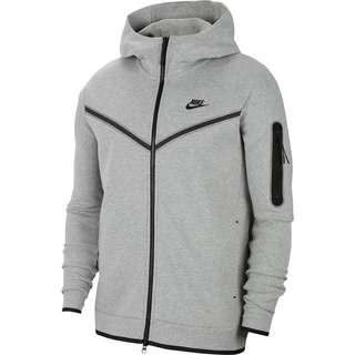 Nike Tech Fleece Sweatjacke Herren dk grey heather/black