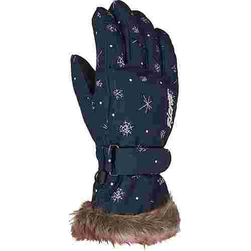 Ziener Lim ThermoShield® Skihandschuhe Kinder snowcrystal print