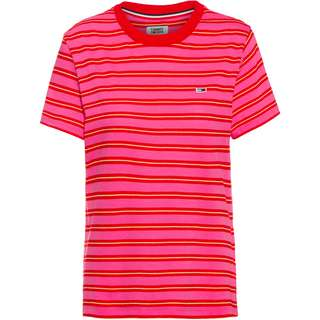 Tommy Hilfiger Tommy Classics T-Shirt Damen pink daisy-multi