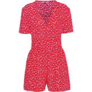 Tommy Hilfiger Jumpsuit Damen floral print -deep crimson