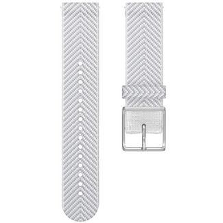 Polar WRIST BAND IGNITE Armband white chevron