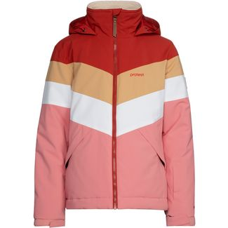 Protest Fudge Snowboardjacke Kinder think pink