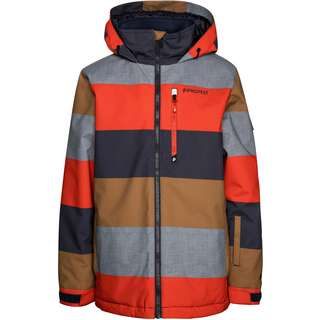 Protest Trade Snowboardjacke Kinder orange fire