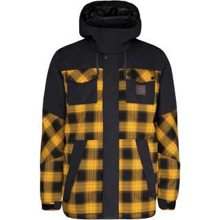 Protest Fox Snowboardjacke Herren dark yellow