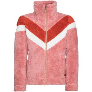 Protest Tess Fleecejacke Kinder think pink