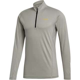 adidas TraceRocker Fleeceshirt Herren metal grey