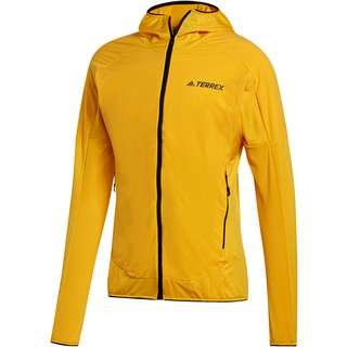 adidas Skyclimb Fleecejacke Herren active gold